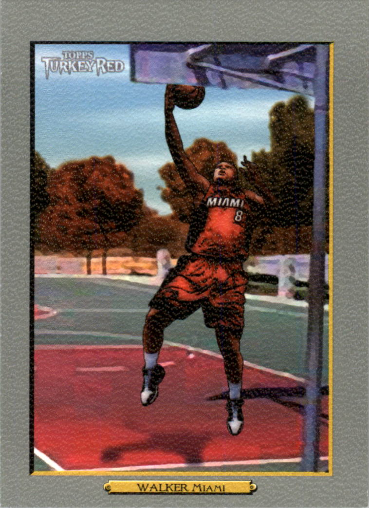 2006-07 Topps Turkey Red #93 Antoine Walker