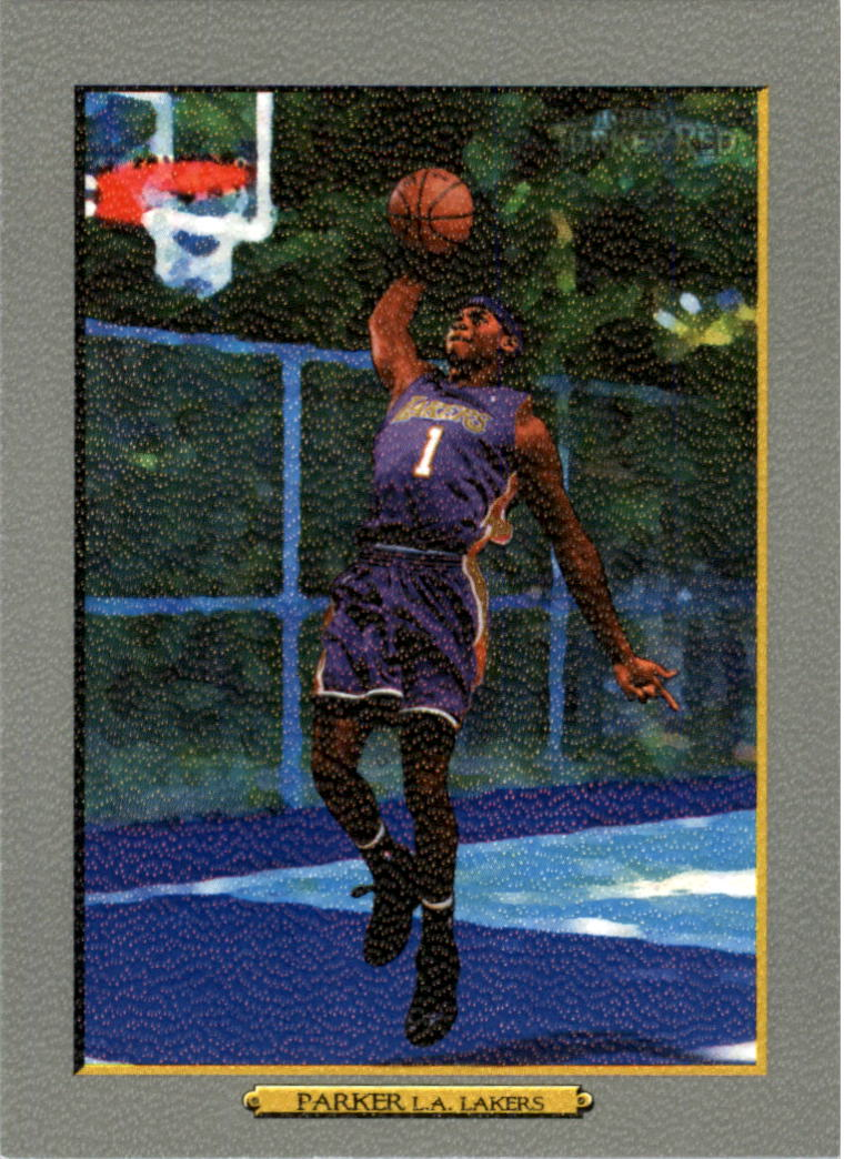 2006-07 Topps Turkey Red #94 Smush Parker