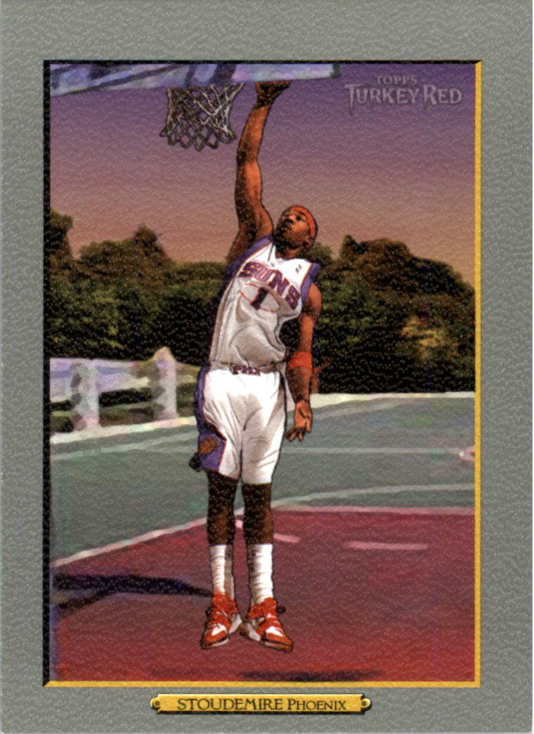 2006-07 Topps Turkey Red #105 Amare Stoudemire