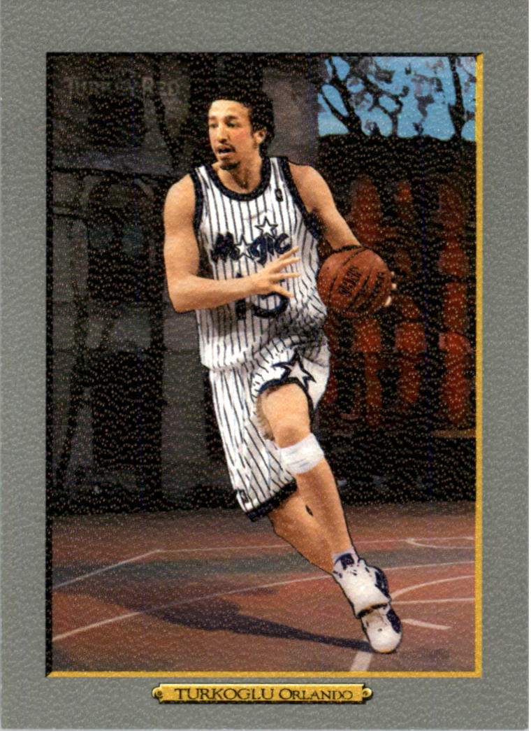 2006-07 Topps Turkey Red #107 Hedo Turkoglu