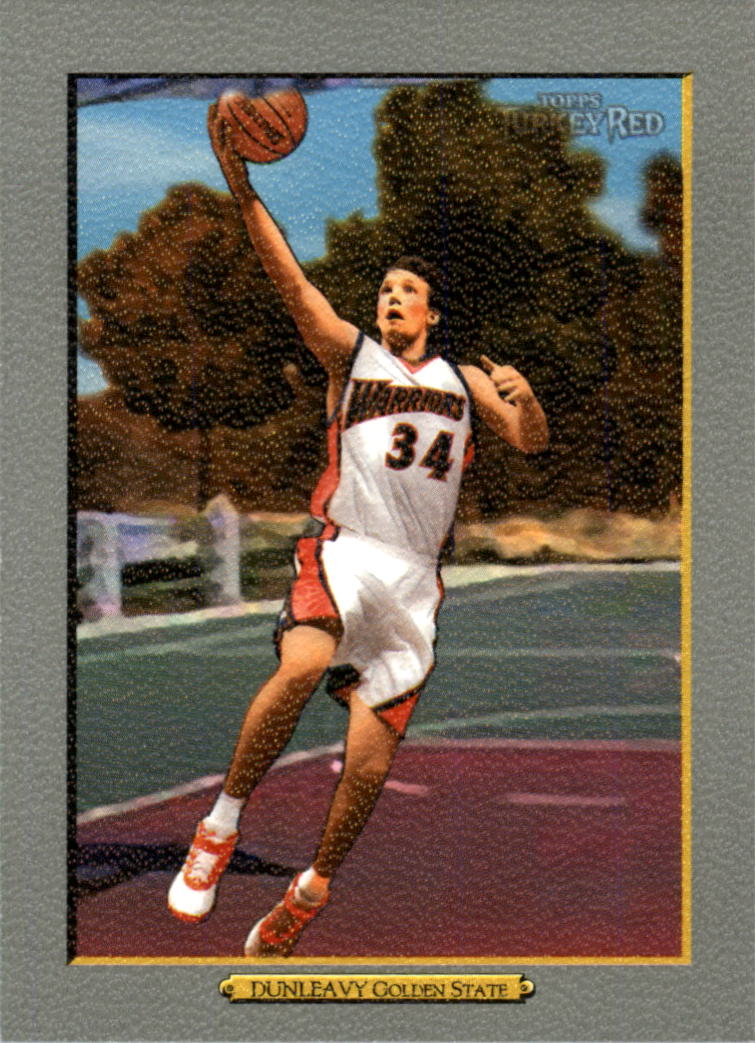 2006-07 Topps Turkey Red #119 Mike Dunleavy