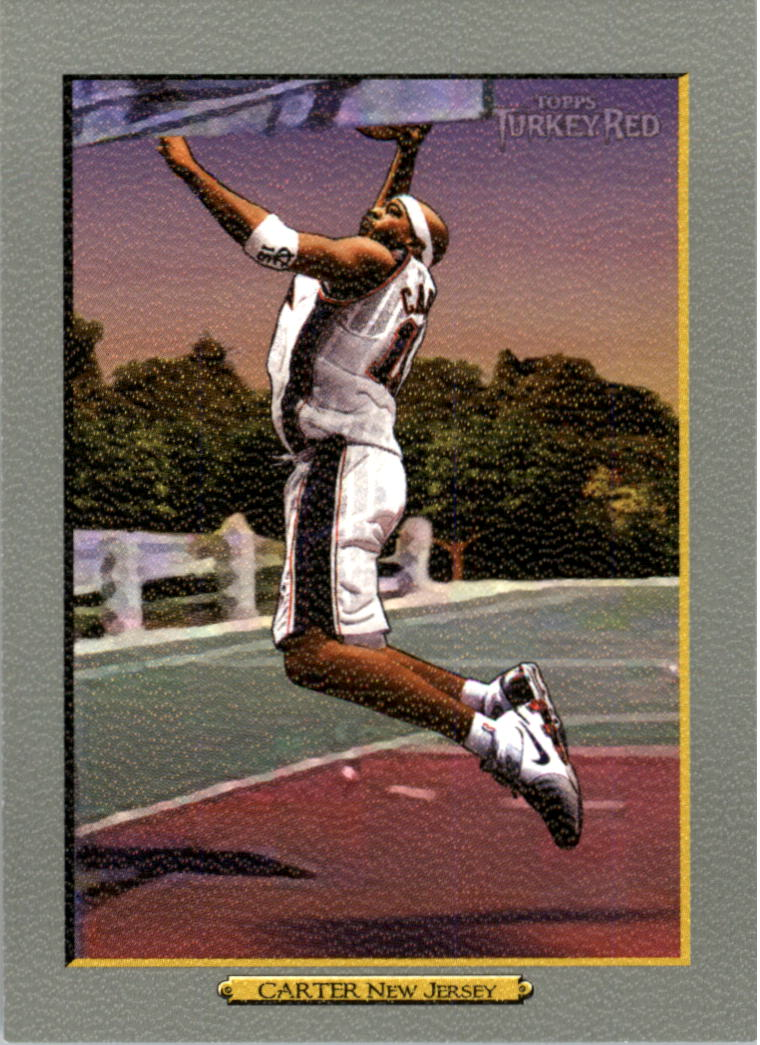 2006-07 Topps Turkey Red #120 Vince Carter