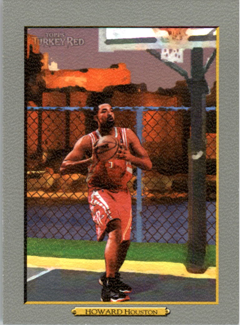2006-07 Topps Turkey Red #121 Juwan Howard