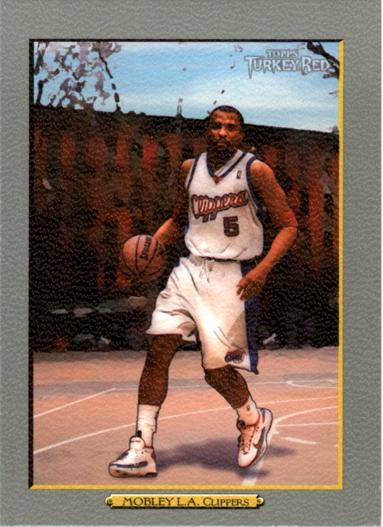 2006-07 Topps Turkey Red #124 Cuttino Mobley