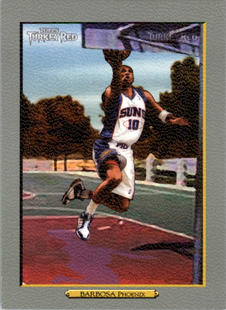2006-07 Topps Turkey Red #131 Leandro Barbosa