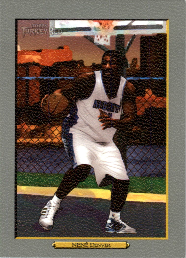 2006-07 Topps Turkey Red #137 Nene