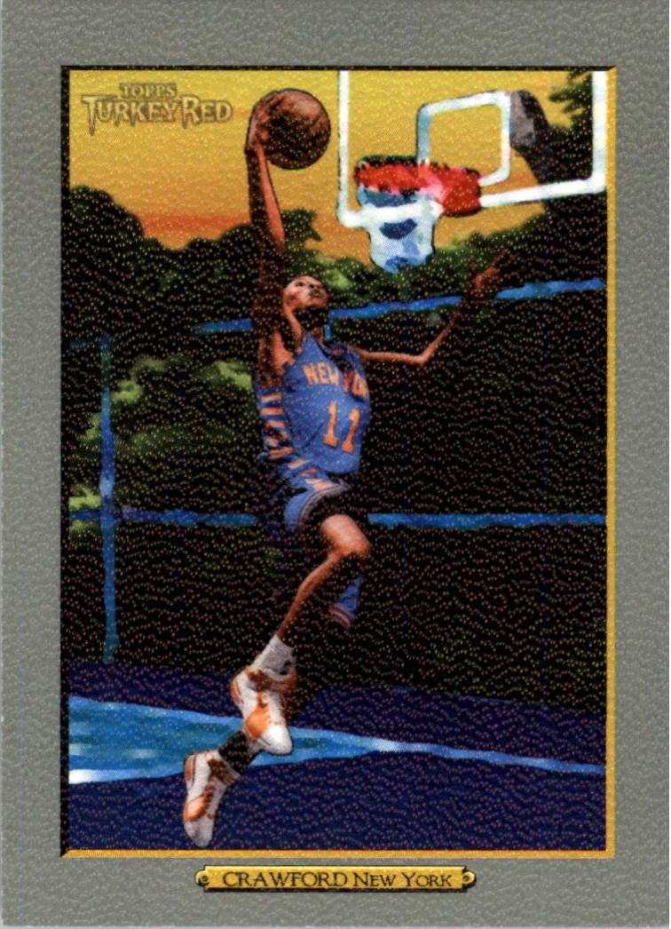 2006-07 Topps Turkey Red #139 Jamal Crawford