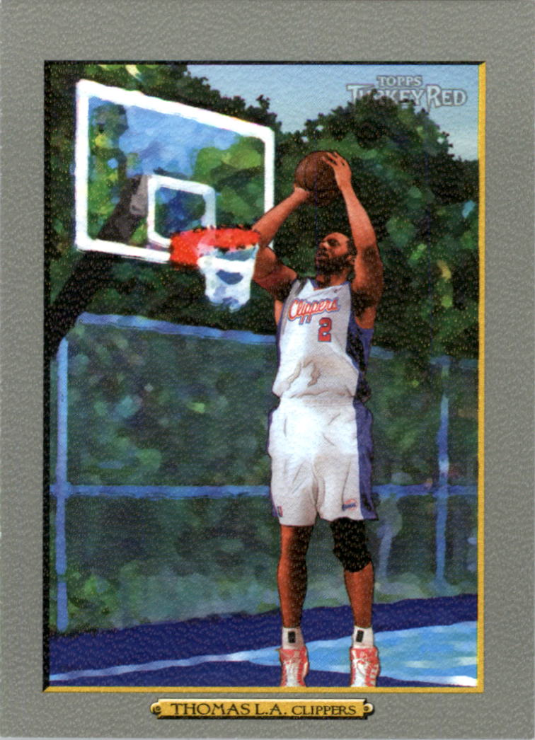 2006-07 Topps Turkey Red #142 Tim Thomas