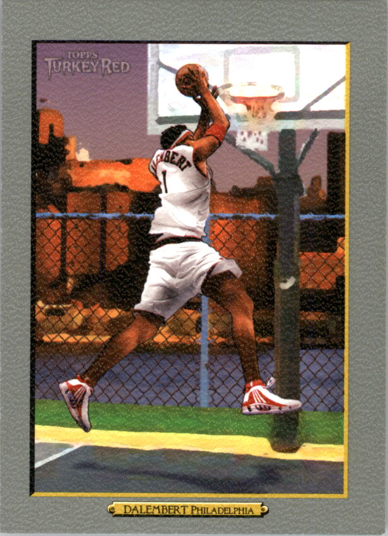 2006-07 Topps Turkey Red #146 Samuel Dalembert