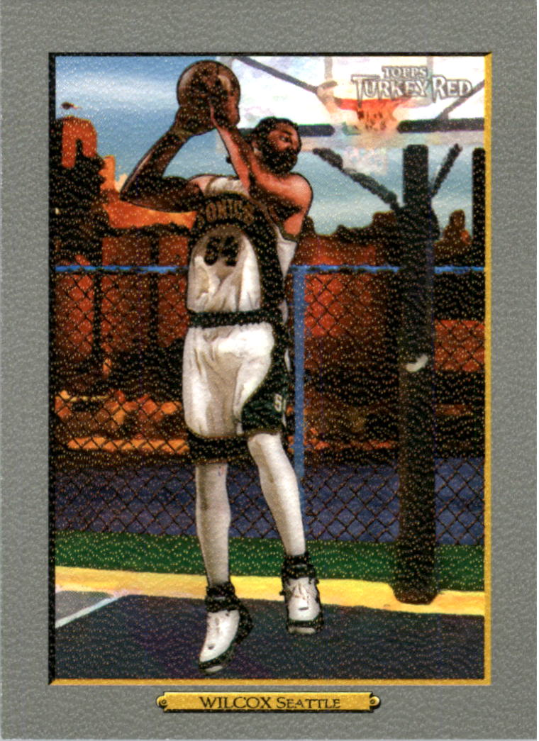 2006-07 Topps Turkey Red #147 Chris Wilcox
