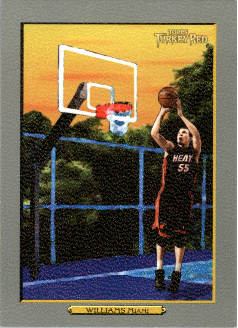 2006-07 Topps Turkey Red #148 Jason Williams