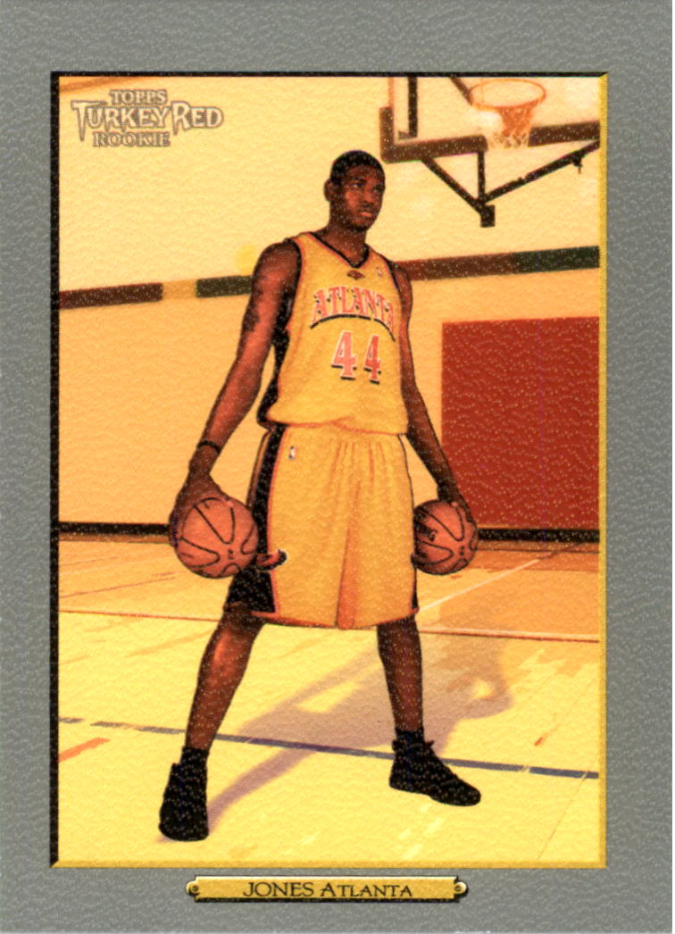 2006-07 Topps Turkey Red #184 Solomon Jones RC