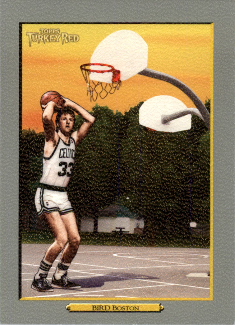 2006-07 Topps Turkey Red #226 Larry Bird