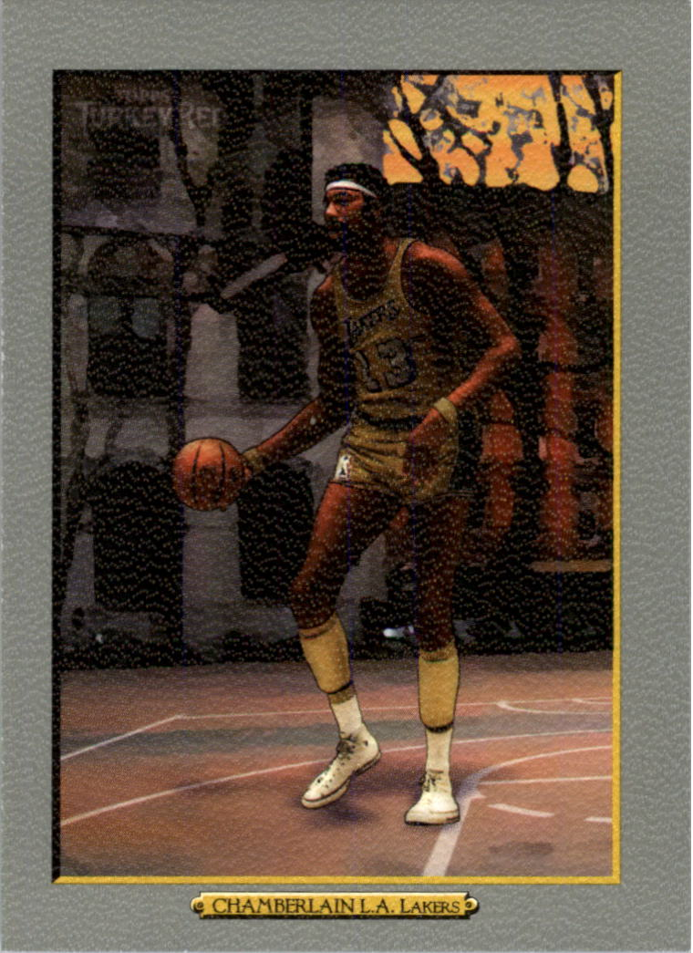 2006-07 Topps Turkey Red #230 Wilt Chamberlain
