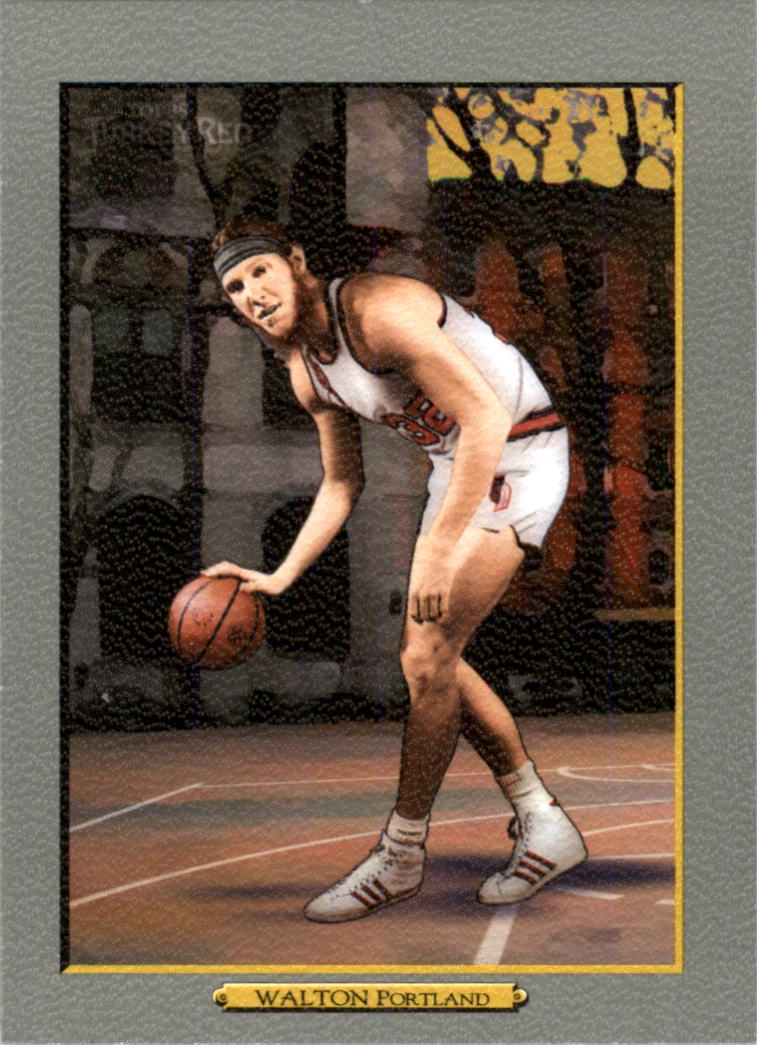2006-07 Topps Turkey Red #231 Bill Walton