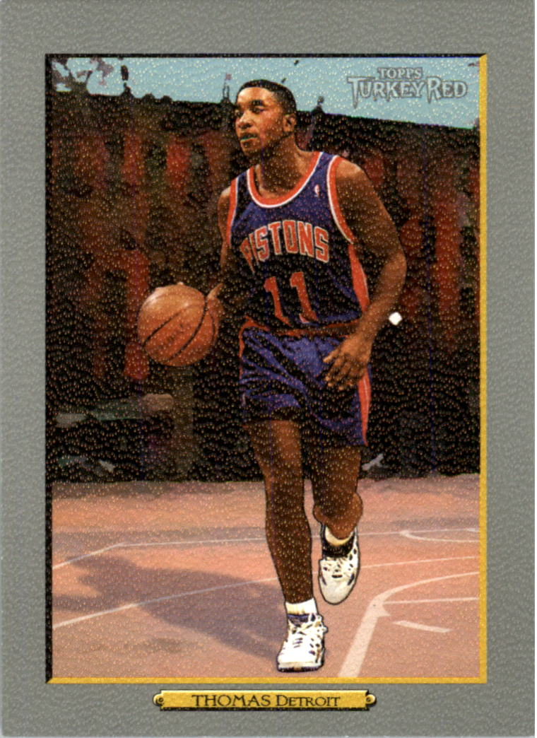 2006-07 Topps Turkey Red #232 Isiah Thomas
