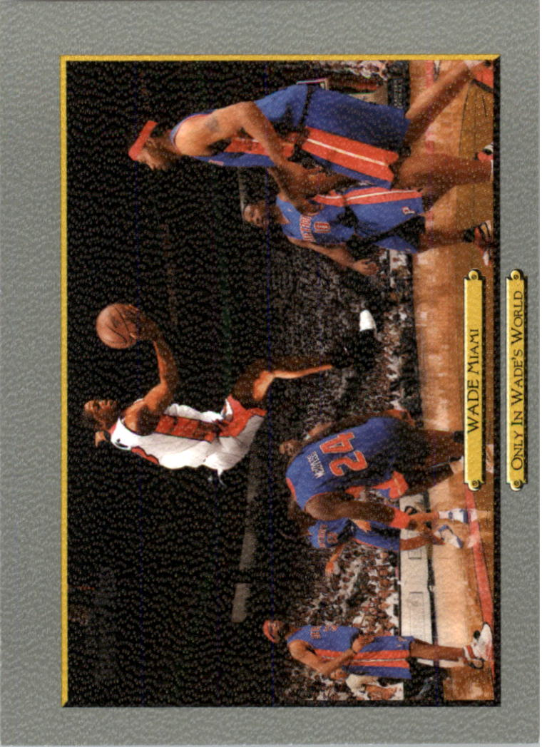 2006-07 Topps Turkey Red #253 Dwyane Wade CL