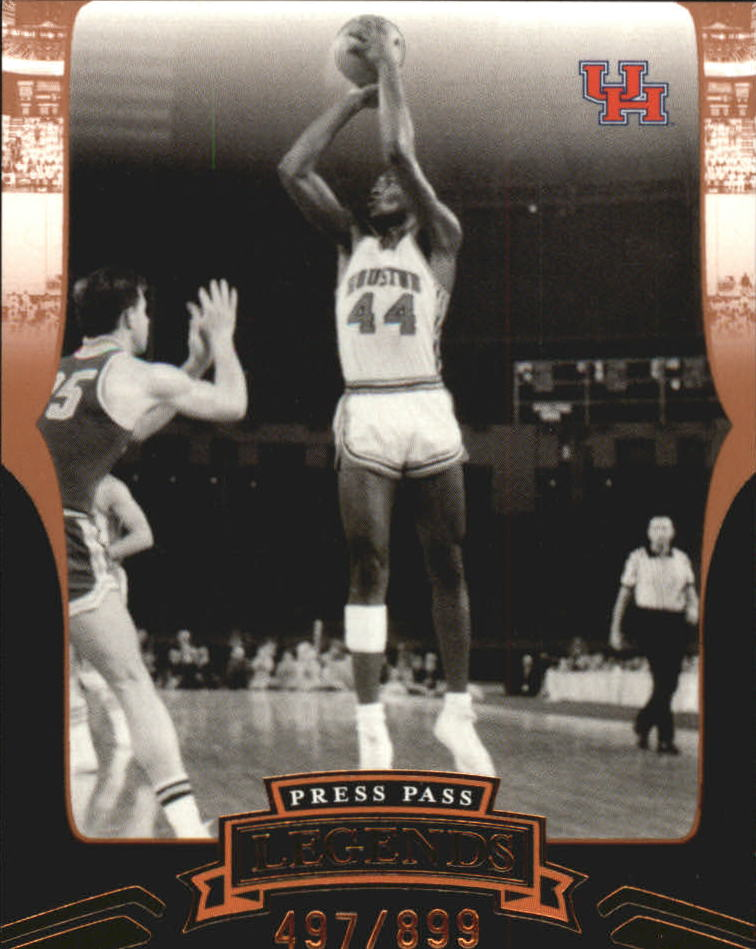 2006-07 Press Pass Legends Bronze #28 Elvin Hayes
