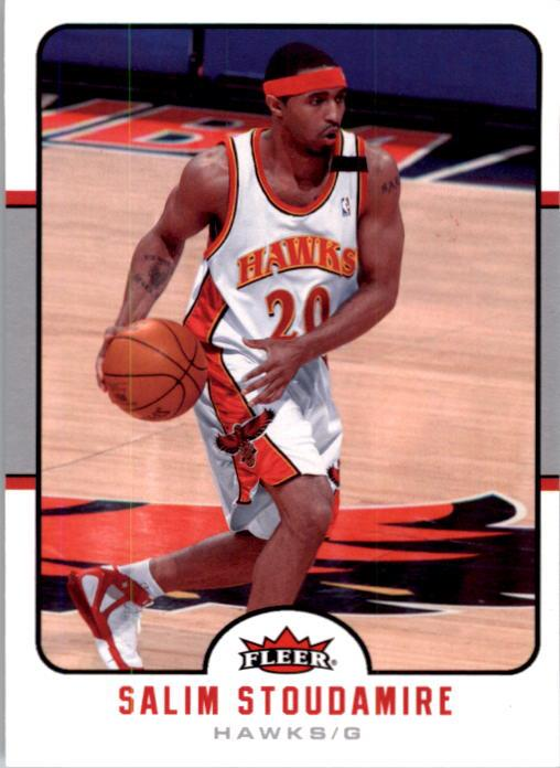 2006-07 Fleer #6 Salim Stoudamire