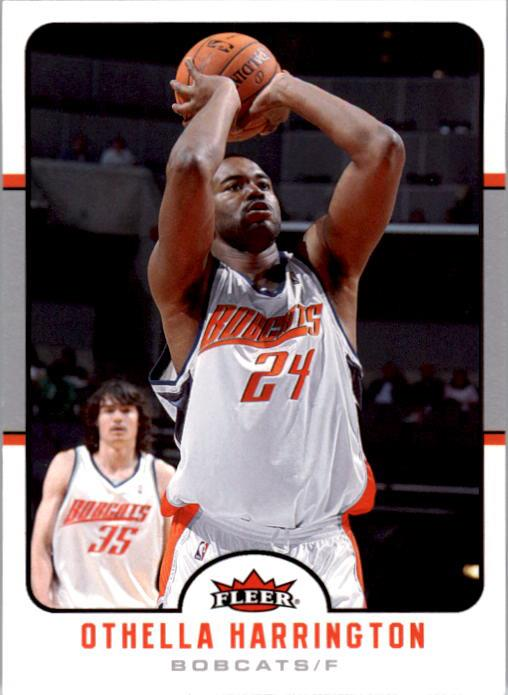 2006-07 Fleer #19 Othella Harrington
