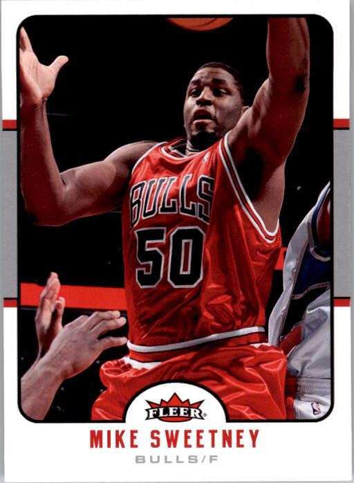 2006-07 Fleer #26 Mike Sweetney