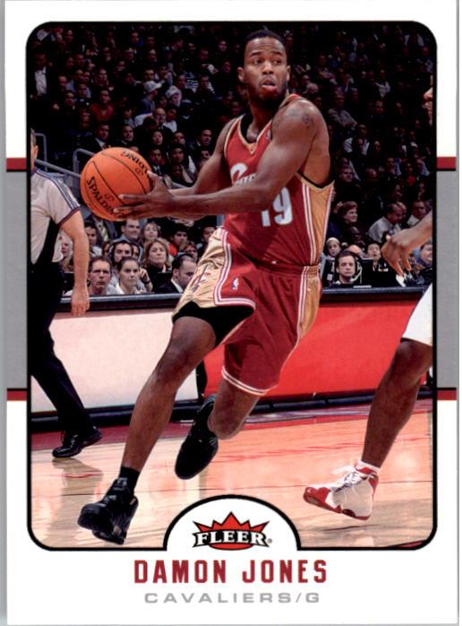 2006-07 Fleer #31 Damon Jones