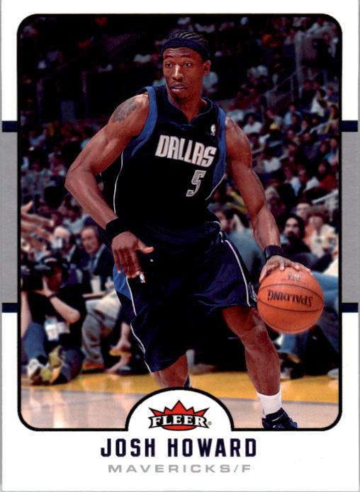 2006-07 Fleer #38 Josh Howard
