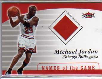 2006-07 Fleer Michael Jordan Missing Links #2 Michael Jordan