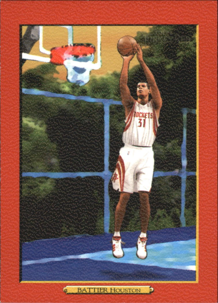 2006-07 Topps Turkey Red Red #47 Shane Battier
