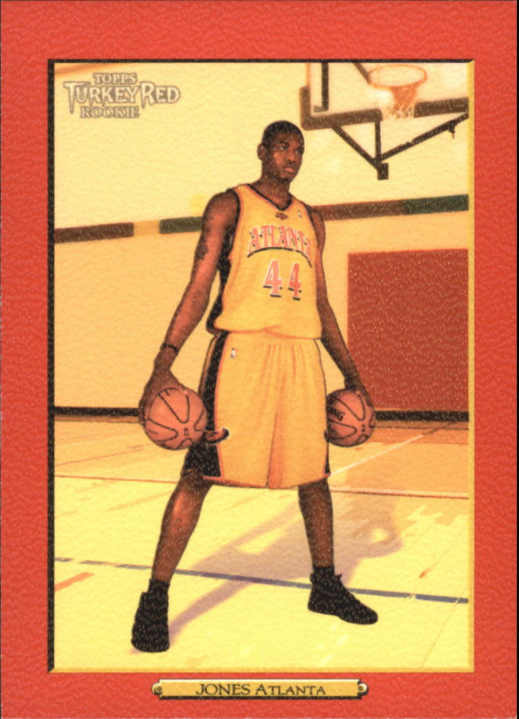 2006-07 Topps Turkey Red Red #184 Solomon Jones
