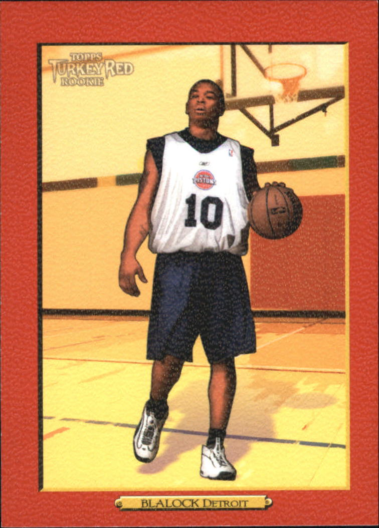 2006-07 Topps Turkey Red Red #216 Will Blalock