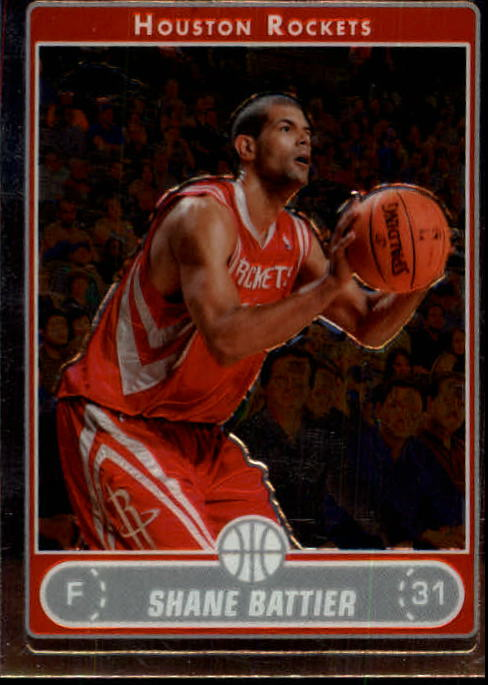 2006-07 Topps Chrome #128 Shane Battier