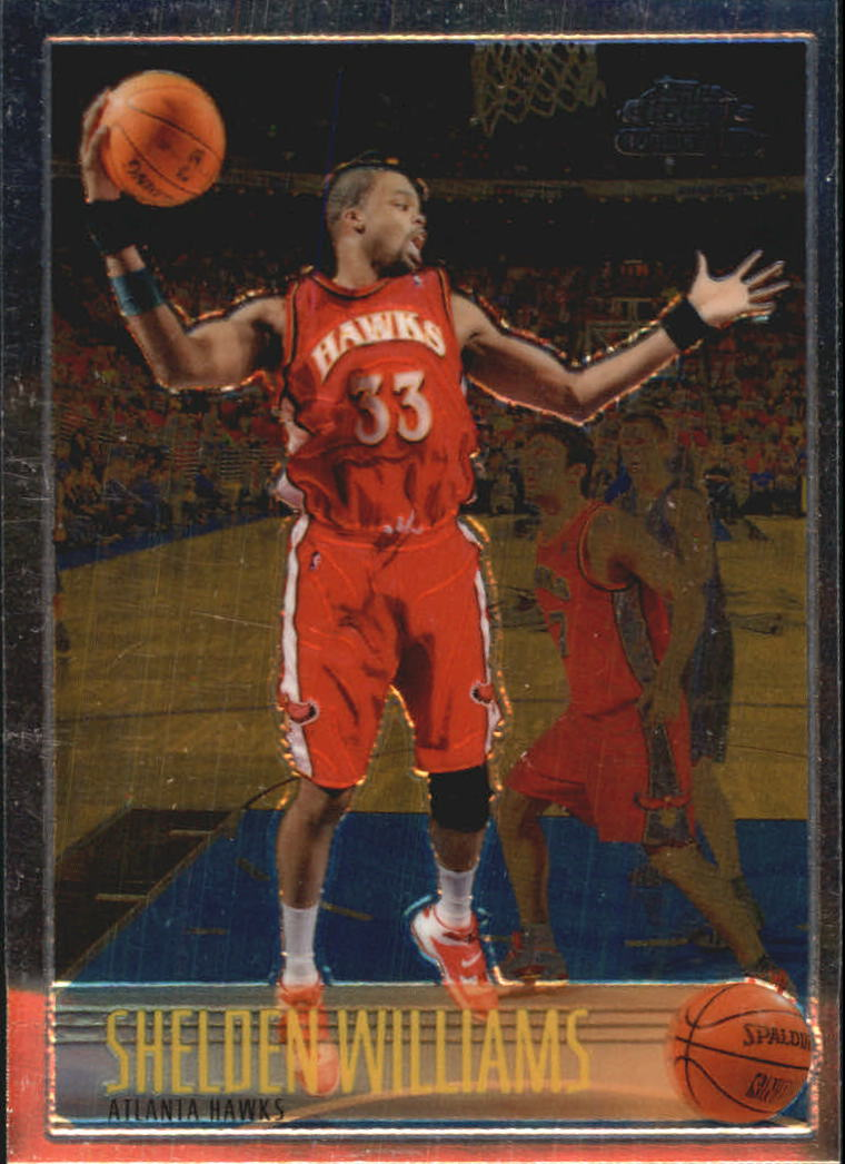 2006-07 Topps Chrome 1996-97 Variations #171 Shelden Williams
