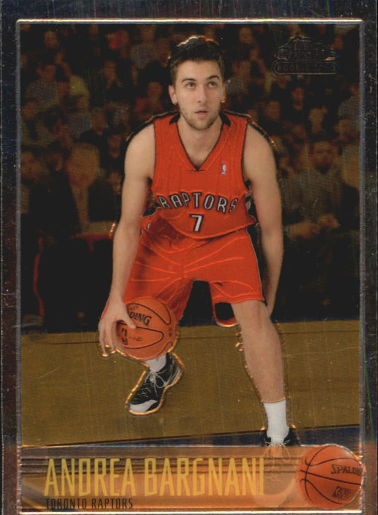 2006-07 Topps Chrome 1996-97 Variations #180 Andrea Bargnani