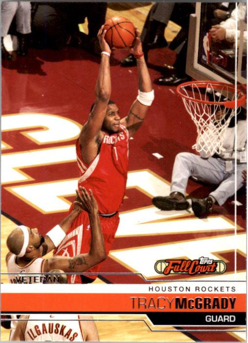 2006-07 Topps Full Court #69 Tracy McGrady
