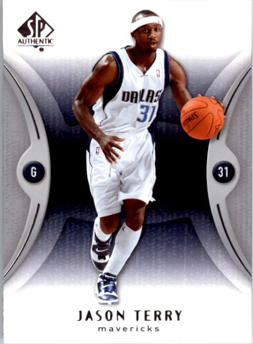 2006-07 SP Authentic #16 Jason Terry
