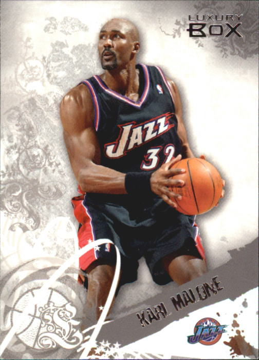 2006-07 Topps Luxury Box #47 Karl Malone