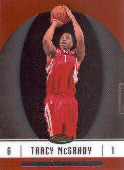 2006-07 Finest #24 Tracy McGrady