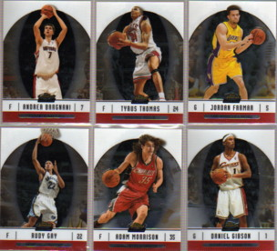 2006-07 Finest #90 Andrea Bargnani RC