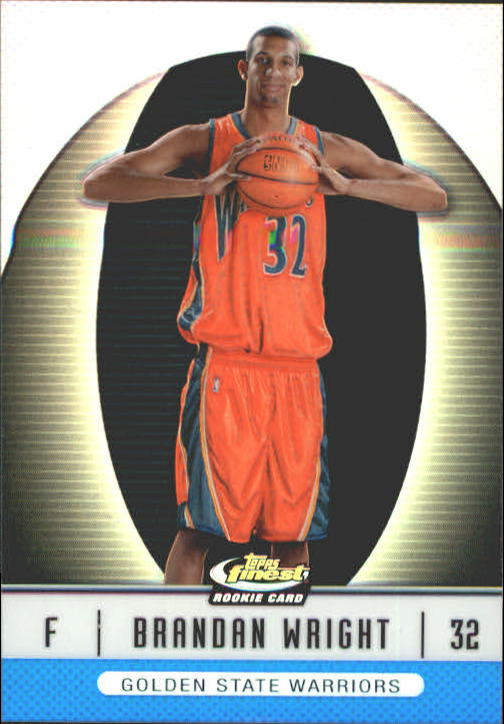 2006-07 Finest Refractors Blue #111 Acie Law