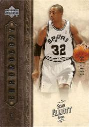 2006-07 Chronology #80 Sean Elliott