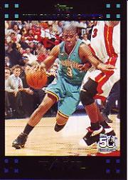 2007-08 Topps #40 Chris Paul
