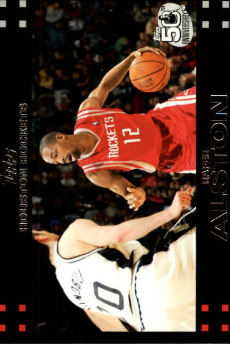 2007-08 Topps #46 Rafer Alston