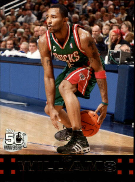 2007-08 Topps #53 Mo Williams