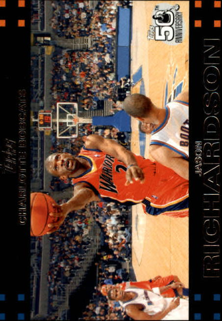 2007-08 Topps #58 Jason Richardson