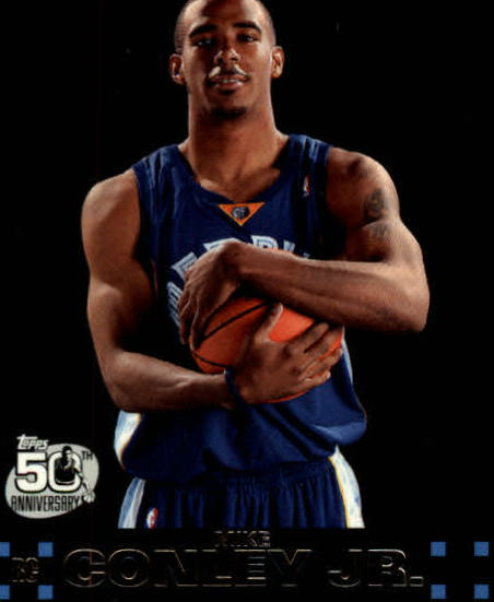 2007-08 Topps #114 Mike Conley Jr. RC