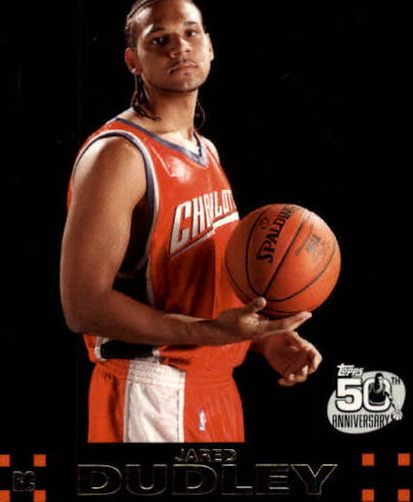 2007-08 Topps #132 Jared Dudley RC