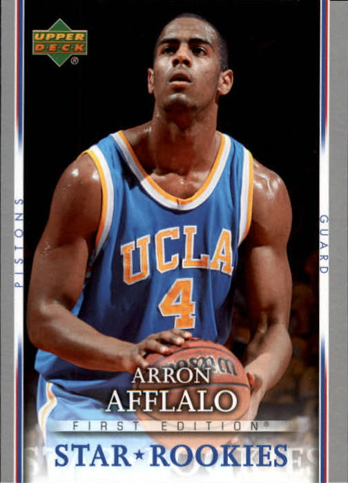 2007-08 Upper Deck First Edition #226 Arron Afflalo RC