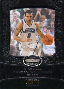 2007-08 Topps Echelon #8 Deron Williams