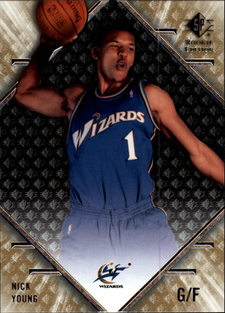 2007-08 SP Rookie Edition #102 Nick Young RC